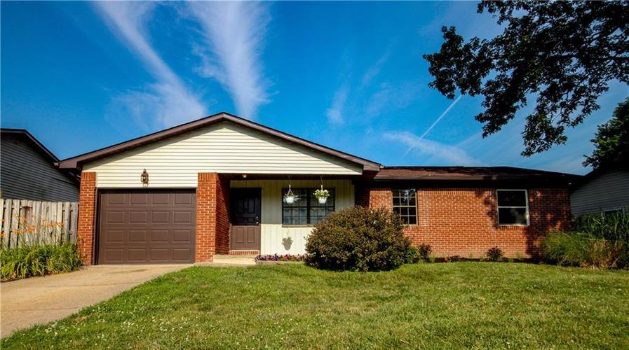 3102  Southwest Drive Indianapolis, IN 46241 | MLS 21652974