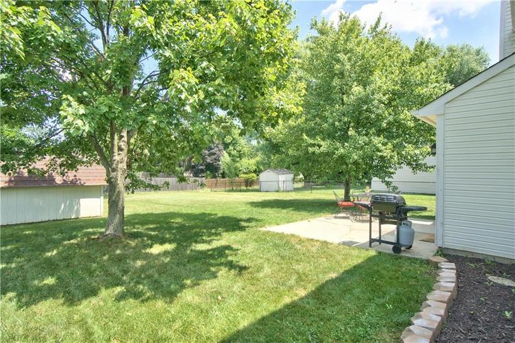 7914 Willow Wind Circle Indianapolis, IN 46239 | MLS 21652981 | photo 22