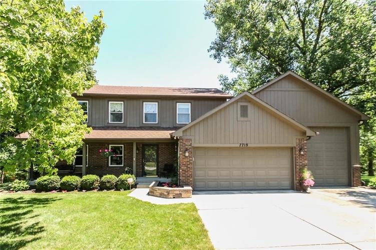 7719  Golf Club Court Indianapolis, IN 46236 | MLS 21653018