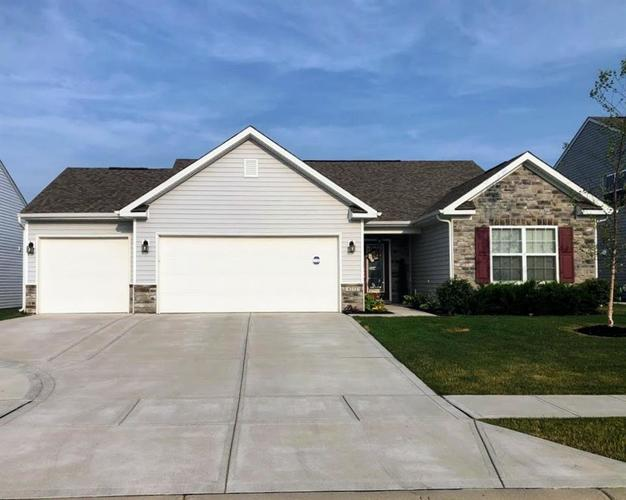 4232  Trillium Way Whitestown, IN 46075 | MLS 21653059