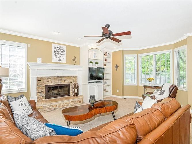 9816 NORTHWIND Drive Indianapolis, IN 46256 | MLS 21653087 | photo 16