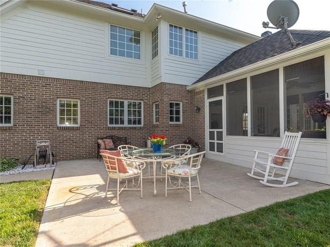 9816 NORTHWIND Drive Indianapolis, IN 46256 | MLS 21653087 | photo 42