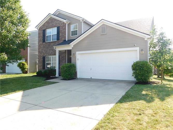4502  Bellchime Drive Indianapolis, IN 46235 | MLS 21653089