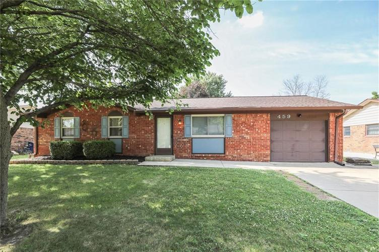 459  Springdale Drive Whiteland, IN 46184 | MLS 21653118