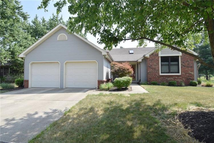 3616  Wild Ivy Drive Indianapolis, IN 46227 | MLS 21653155