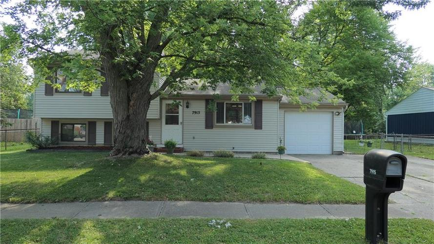 7915  Broadview Drive Indianapolis, IN 46227 | MLS 21653159
