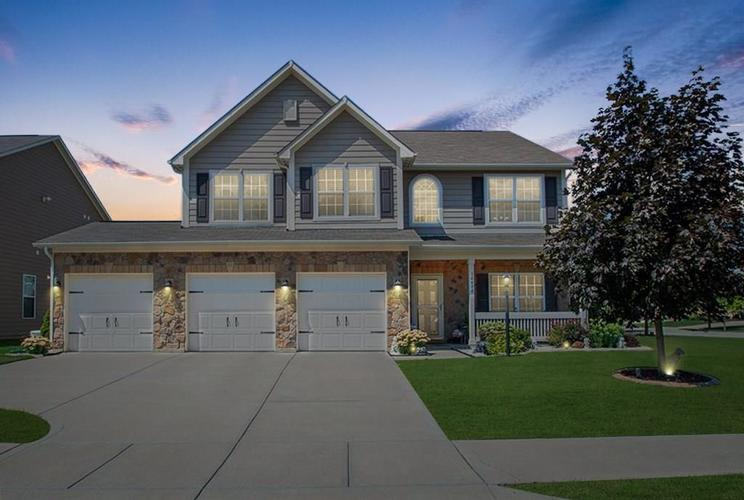 14404 Clay Brook Drive McCordsville, IN 46055 | MLS 21653170 | photo 1