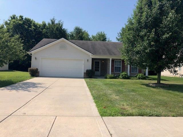 2031  Meridian Springs Lane Greenfield, IN 46140 | MLS 21653248