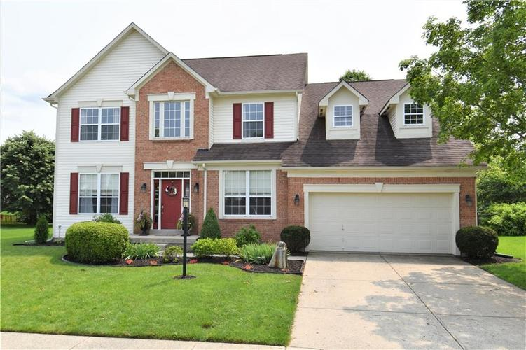 8339 Barstow Drive Fishers, IN 46038 | MLS 21653337 | photo 1