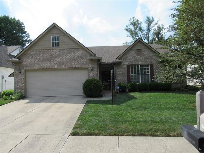 4852  Mallard View Drive Indianapolis, IN 46226 | MLS 21653344