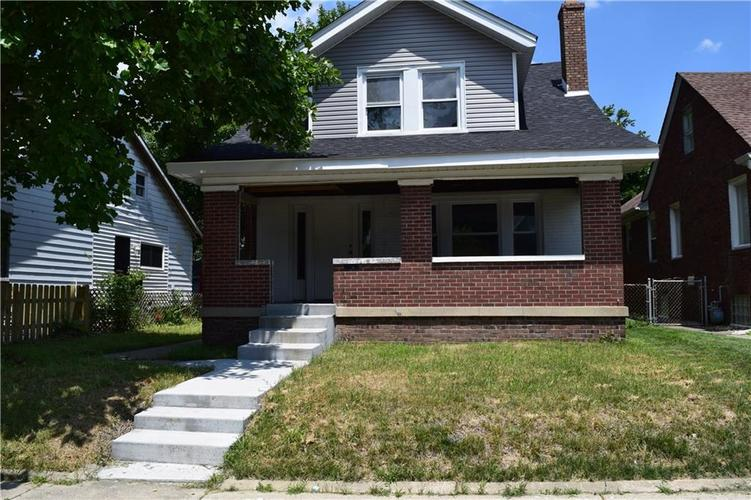 5004 E New York Street Indianapolis, IN 46201 | MLS 21653423