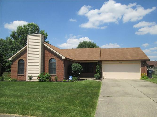990  Country Aire Drive Greenwood, IN 46143   MLS 21653448
