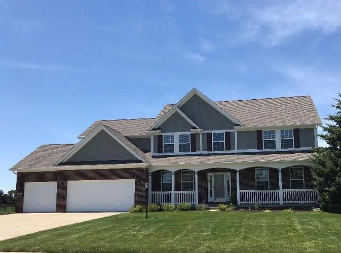 4020  Snaffle Bit Road Lebanon, IN 46052 | MLS 21653458