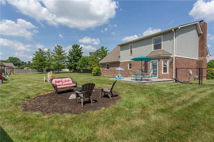 5964 W Countryside Court New Palestine, IN 46163 | MLS 21653496 | photo 21