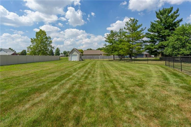 5964 W Countryside Court New Palestine, IN 46163 | MLS 21653496 | photo 23
