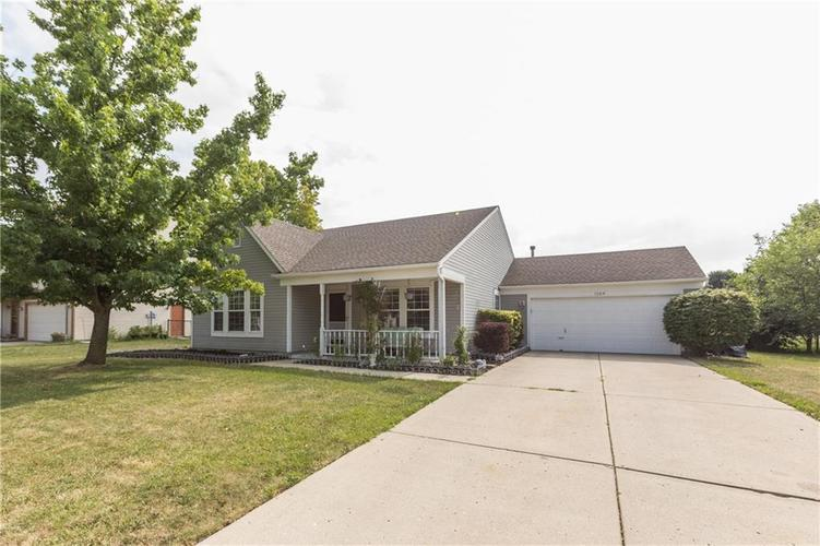 1069 S Jefferson Street Brownsburg, IN 46112 | MLS 21653518