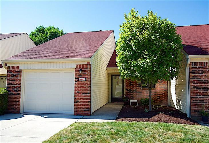 5457 HAPPY HOLLOW #Bldg A Indianapolis, IN 46268 | MLS 21653559 | photo 1