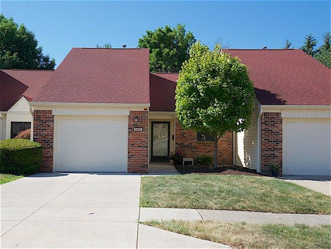 5457 HAPPY HOLLOW #Bldg A Indianapolis, IN 46268 | MLS 21653559 | photo 16