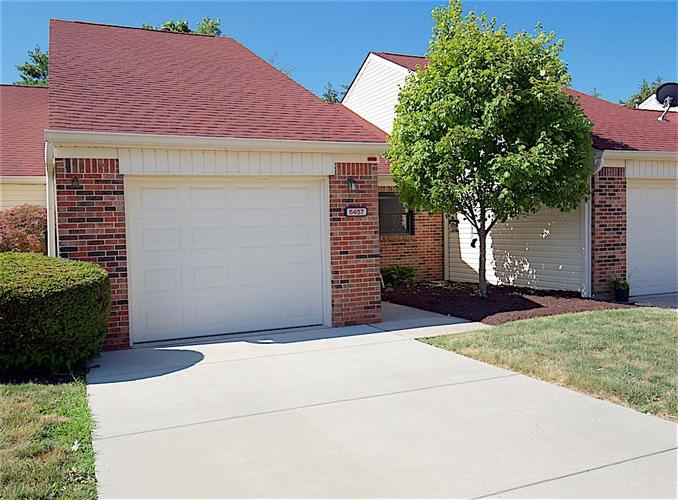 5457 HAPPY HOLLOW #Bldg A Indianapolis, IN 46268 | MLS 21653559 | photo 18