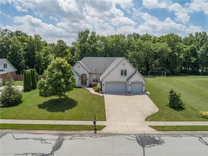 267  Hidden Glen Drive Greenfield, IN 46140 | MLS 21653627