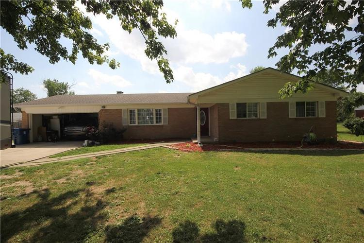 8420  Alan Drive Camby, IN 46113 | MLS 21653628