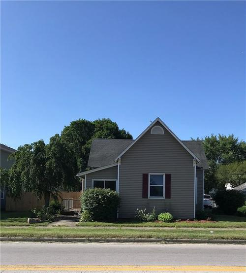 615 W SOUTH Street Lebanon, IN 46052 | MLS 21653637