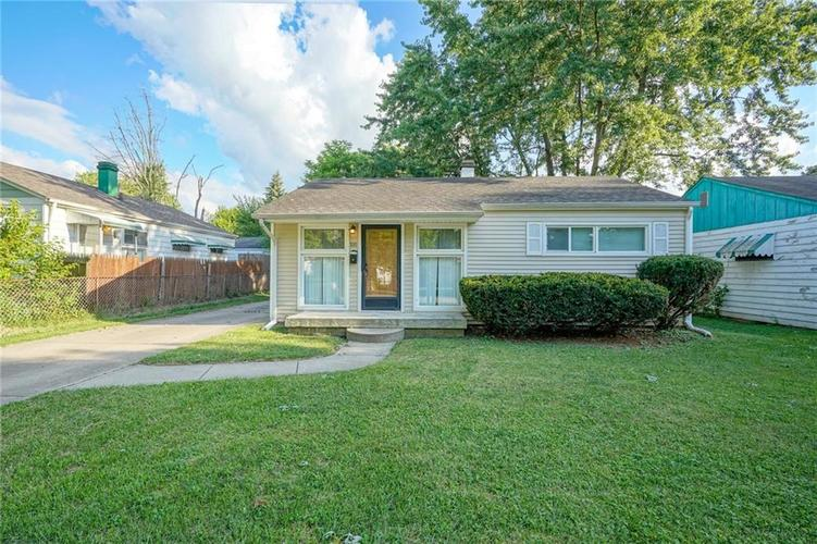 5311 E 19th Street Indianapolis IN 46218 | MLS 21653639 | photo 1