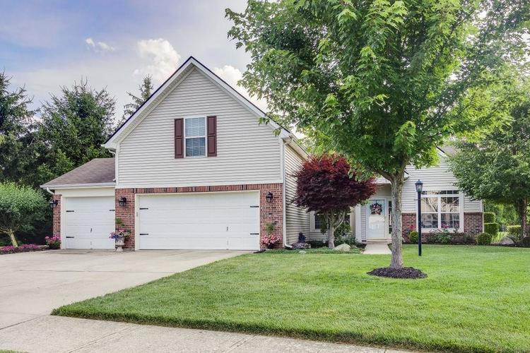 11762  Moate Drive Fishers, IN 46037 | MLS 21653661