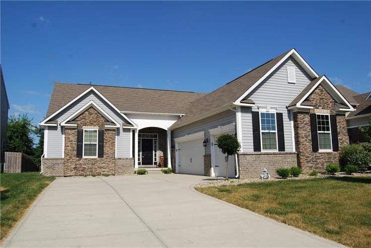 12398  Wolverton Way Fishers, IN 46037 | MLS 21653663