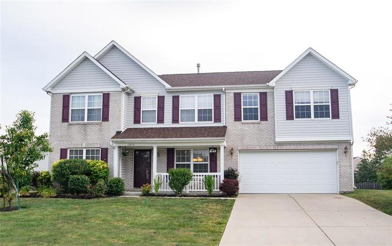 10810 Pleasant View Lane Fishers IN 46038 | MLS 21653671 | photo 1