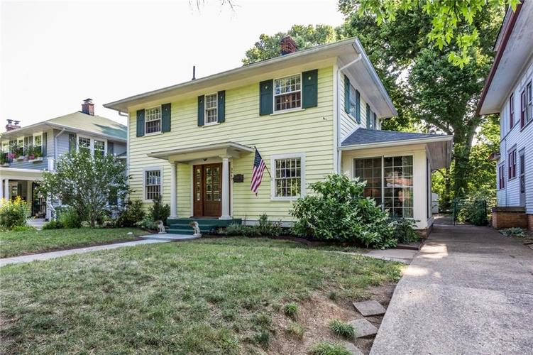 3949 N New Jersey Street Indianapolis IN 46205 | MLS 21653720 | photo 1