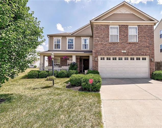 7829  Edgemanor Court Indianapolis, IN 46239 | MLS 21653722