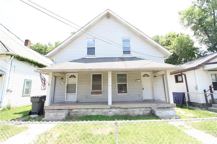 2161  Ransdell Street Indianapolis, IN 46225 | MLS 21653745