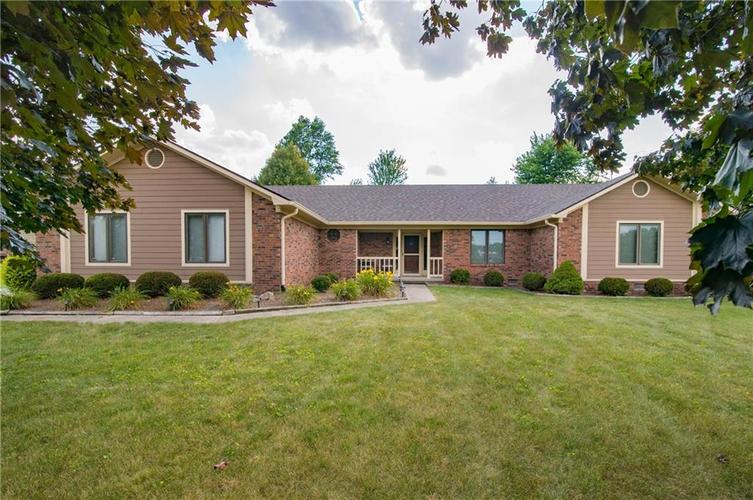 1220 N HARVEY Road Greenwood, IN 46143 | MLS 21653749