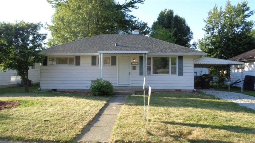 7524 E 48th Street Indianapolis, IN 46226 | MLS 21653750
