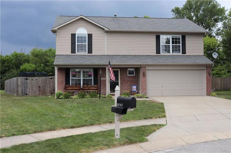 8040 Red Barn Circle Indianapolis, IN 46239 | MLS 21653795 | photo 1