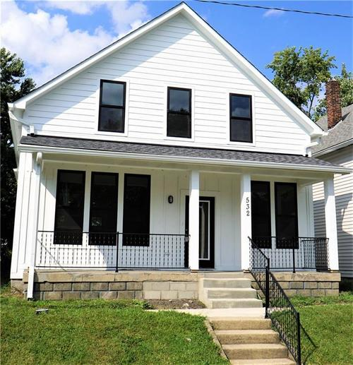 532 Lincoln Street Indianapolis, IN 46203 | MLS 21653800 | photo 1