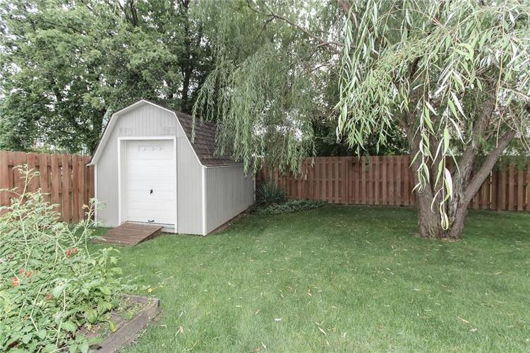 6523 Pikeview Court Indianapolis, IN 46268 | MLS 21653816 | photo 18