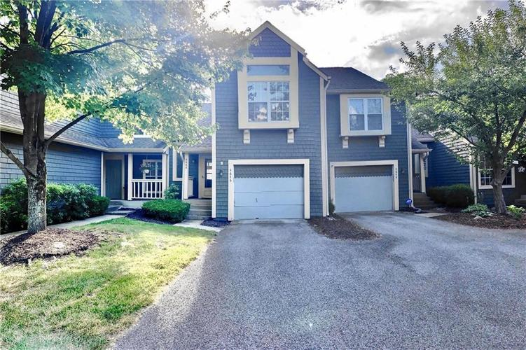 4646 Stansbury Lane Indianapolis, IN 46254 | MLS 21653824 | photo 1