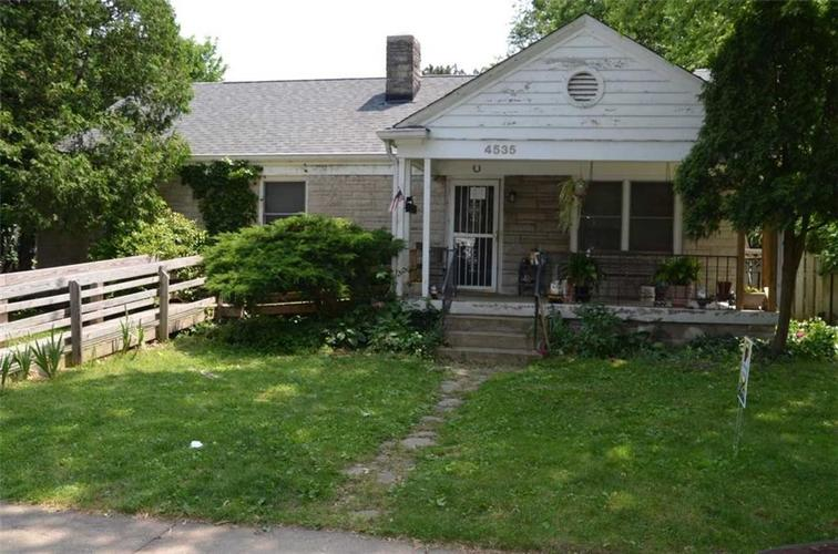 000 Confidential Ave.Indianapolis, IN 46205 | MLS 21653839 | photo 1