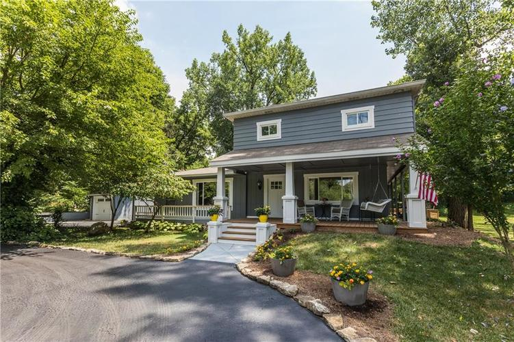 7955 WHITE RIVER Drive Indianapolis, IN 46240 | MLS 21654036 | photo 1