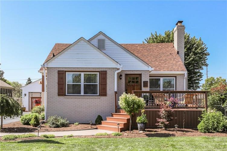 1727  Southview Drive Indianapolis, IN 46227 | MLS 21654201