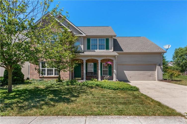 3814 Vanguard Circle Carmel, IN 46032 | MLS 21654228 | photo 1