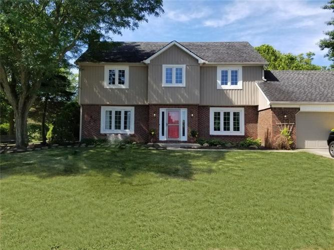 410  Saddle Hill Court Indianapolis, IN 46234   MLS 21654265