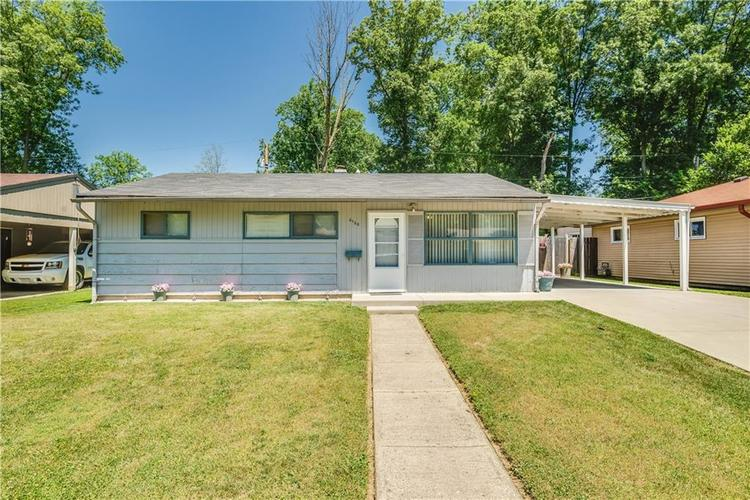 6720 E 52nd Street Lawrence  IN 46226 | MLS 21654297 | photo 1