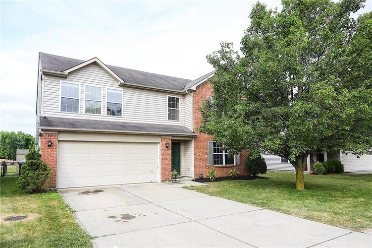 8160  Whitaker Valley Boulevard Indianapolis, IN 46237 | MLS 21654310