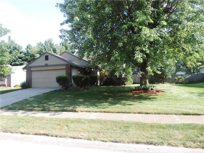 8405  Countryside Court Indianapolis, IN 46231 | MLS 21654321