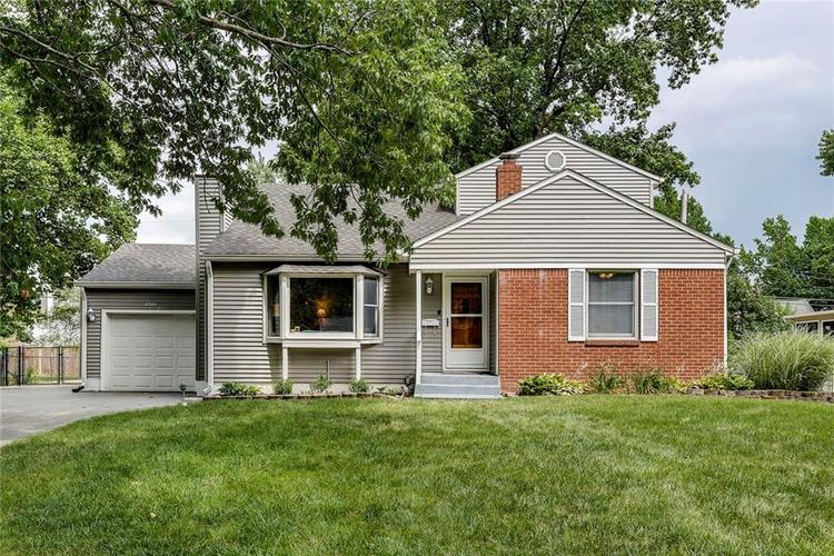 6305 Douglas Road Indianapolis, IN 46220 | MLS 21654400 | photo 1