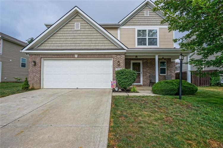 18851 Big Circle Drive Noblesville, IN 46062   MLS 21654407   photo 1