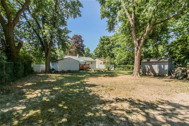 2044 E 43RD Street Indianapolis, IN 46205 | MLS 21654427 | photo 20